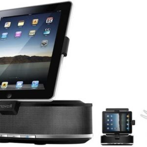 Speakers F&D i50 iPadDoching,2x2WRMS  for Apple ,iPad Stand