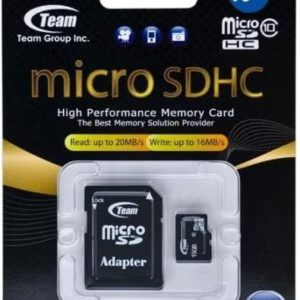 Micro SDHC Card 16GB Team UHS-I TUSDH16GUHS03