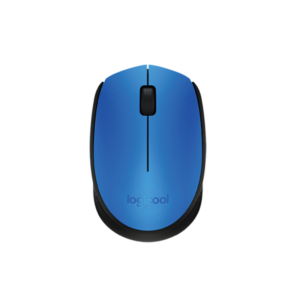 Mouse Logitech M171 Wireless, . for Notebook, Nano Reciver,Blue