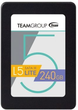 SSD 2.5″ 240GB TeamGroup L5 Lite, SATAIII T2535T240G0C104