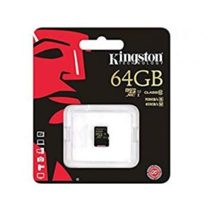 SDHC Card 64GB Kingston Canvas Select SDS/64GB
