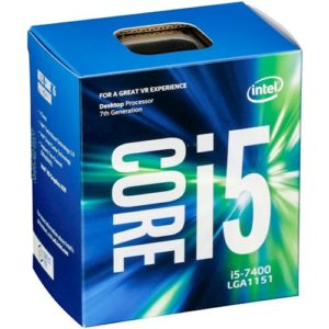 CPU Intel LGA1151 Core i5-8400 2,8GHz 9MB 65W/BX80684I58400