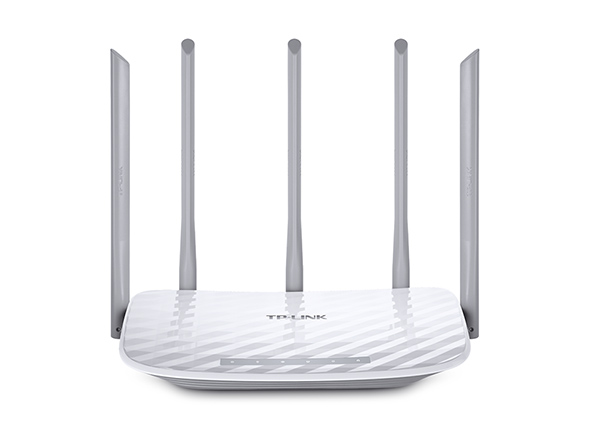 "Wireless Router TP-Link  ""Archer C60"", AC1350  Dual Band"