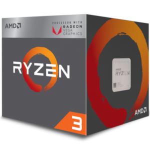 CPU AM4 Ryzen 3 2200G, 3.5-3.7GHz, Cache 4MB, 65W, YD2200C5FBBOX