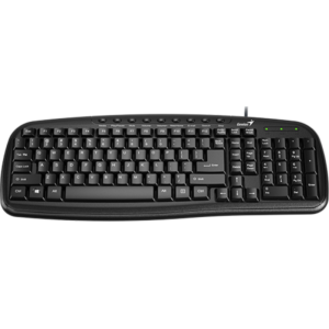 Keyboard Genius KB-M225C, USB, Black