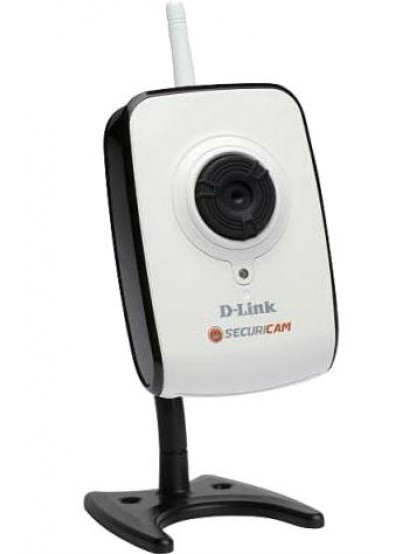 Internet Camera D-link DCS-920, 802.11g Wireless,2010