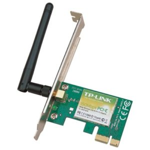 Wireless Network Card TP-Link TL-WN781ND, 150Mbps Wireless Lite N PCIex