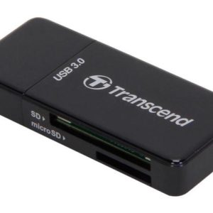 Card Reader Transcend TS-RDF5K, Black