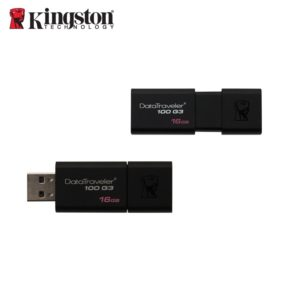 USB Flash Drive 16GB Kingston DT-100 G3 USB 3.0 DT100G3/16GB