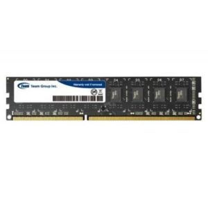 RAM DDR3-1600 8192MB PC12800, TeamGroup Elite CL-11 1,5V,TED38G1600C1101