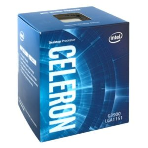 CPU Intel LGA1151 Celeron Dual-Core G3900 2.80GHz (/s,2MB Box,BX80662G3900