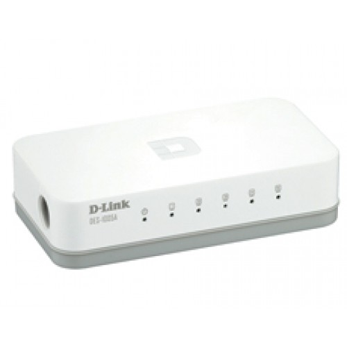 Switch D-Link  5-ports DES-1005C/A1A