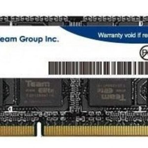 SODIMM DDR3- 1600 8192MB PC12800, TeamGroup Elite CL-11 1,35V TED3L8G1600C11-S01
