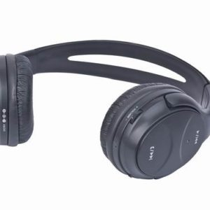 "HeadPhone Gembird BHP-BER-BK  ""Berlin"" – Black, Bluetooth"