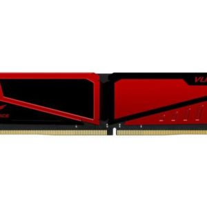 RAM DDR4-2400  8192MB Team Vulcan red PC4-19200, CL16/TLRED48G2400HC1601