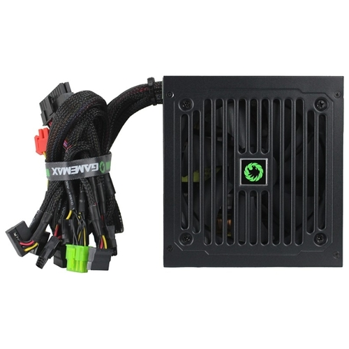 PSU ATX 500W GAMEMAX GE-500 12cm Fan, 80PLUS, Retail