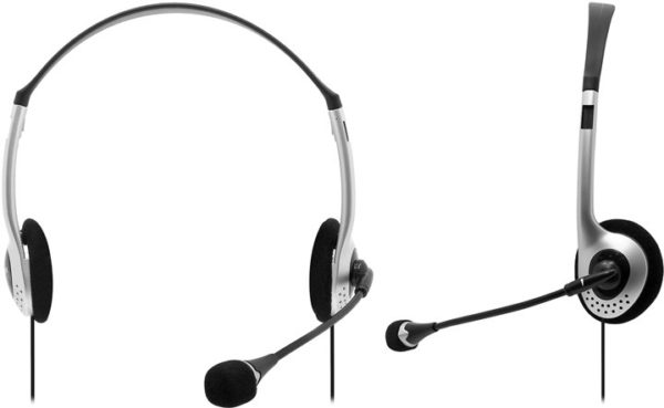 HeadPhone SVEN AP-010MV with Microphone