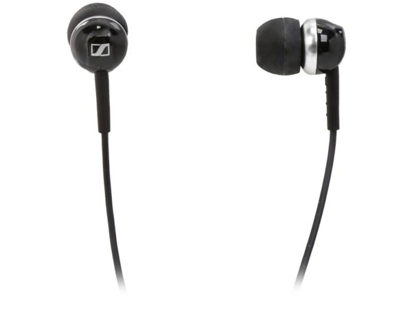HeadPhone Sennheiser CX  1.00, Black
