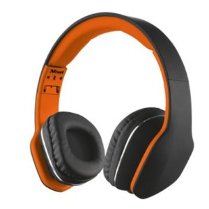HeadPhone Trust UR Mobi Black/Orange