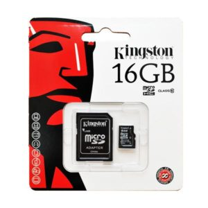 SDHC Card 16GB Kingston Canvas Select, 400x Class 10, UHS-ISDS/16GB