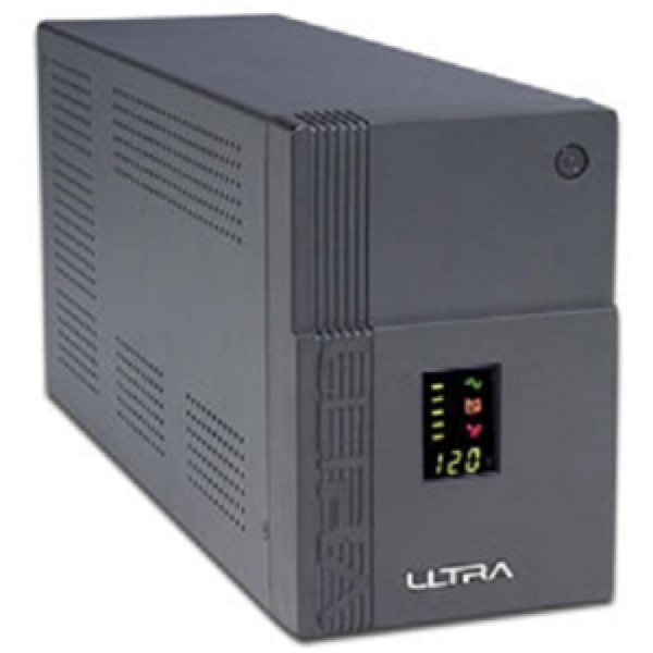 UPS 800VA Ultra Power (3 steps of AVR, CPU controlled) 2 Germany metal case