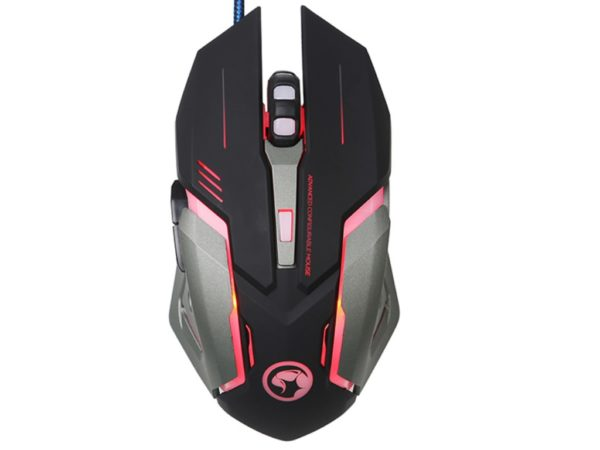 Mouse Marvo M314 Gaming USB Black