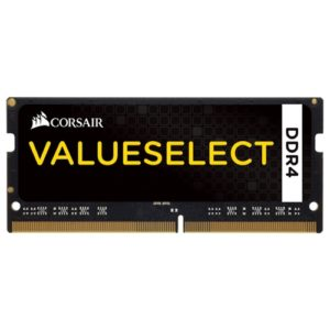 SODIMM DDR4- 2133 8Gb Corsair VS, PC17000, CL15, 1.2V CMSO8GX4M1A2133C15