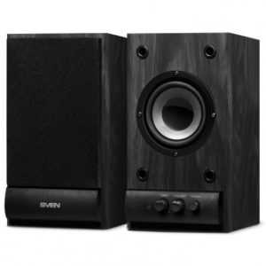 Speakers 2.0 Sven SPS-608,Black