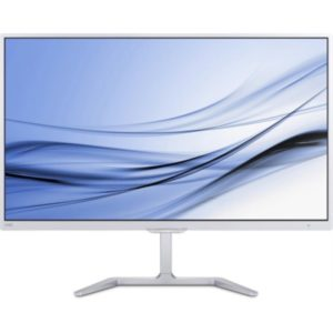 "Philips ""246E7QDSW"", G.White (PLS 1920×1080, 5ms,250cd, LED20M:1, HDMI-MHL,DVI, Headphone-Out)"