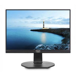 "Philips ""241B7QPJEB"", Black (IPS, 1920×1080, 5ms, 250cd, LED20M:1, HDMI+DP,USB,Spk, HAS/Pivot)"