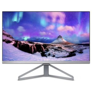 "Philips ""245C7QJSB"", G.Black (IPS, 1920×1080, 5ms, 250cd, LED20M:1, HDMI + DP + D-Sub)"