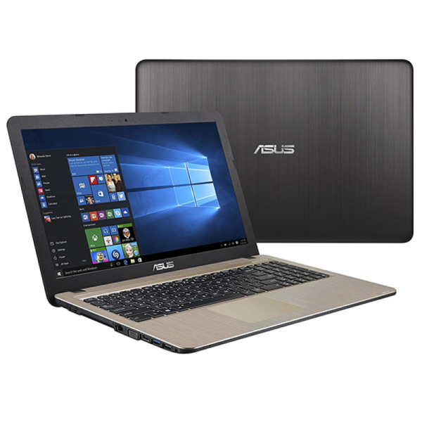 Laptop ASUS 15.6″ X540NA Black (Celeron N3350 4Gb 500Gb Win 10)