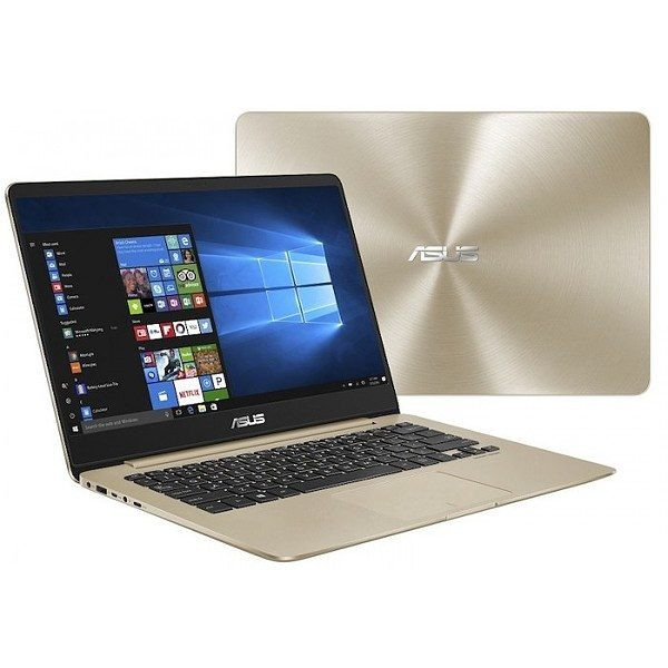 NB ASUS 14.0″ Zenbook UX430UA Gold (Core i5-8250U 8Gb 256Gb Win 10)