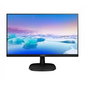 "Philips ""273V7QDAB"", Black (IPS, 1920×1080, 5ms, 250cd, LED10M:1, D-Sub, DVI, HDMI, Speakers)"