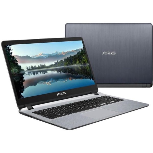 NB ASUS 15.6″ X507UB Grey (Core i3-6006U 4Gb 1Tb)
