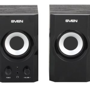 Speakers 2.0 Sven SPS-606 Black