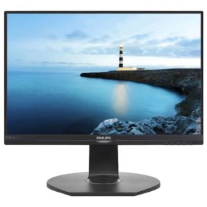 "Philips ""221B7QPJEB"", Black (IPS 1920×1080, 5ms,250cd,LED20M:1, D-Sub+HDMI+DP, HAS/Pivot)"