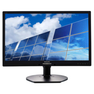 "Philips ""271B8QJEB"", Black (IPS, 1920×1080, 5ms, 250cd, LED20M:1, DVI,HDMI,DP, Speakers, HAS)"