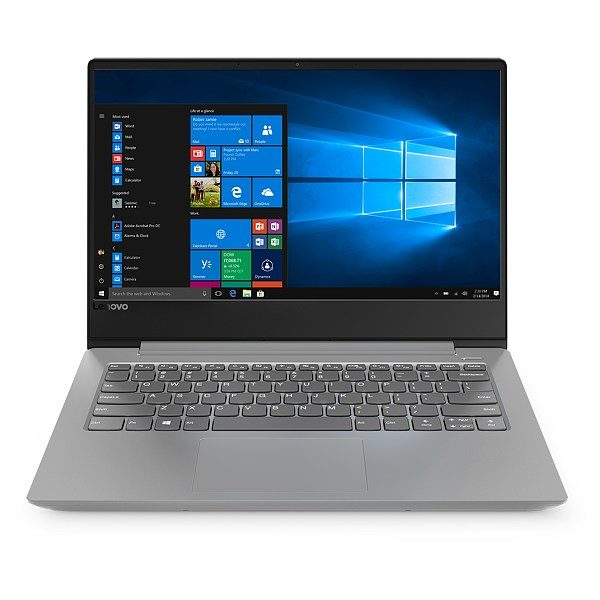 NB Lenovo 14.0″ IdeaPad 330S-14IKB Iron Grey (Core i3-8130U 8Gb 128Gb+1Tb)