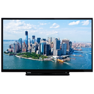 22″ LED TV Toshiba 22S1650EV, Black (1920×1080 FHD, 100 Hz, DVB-T2)