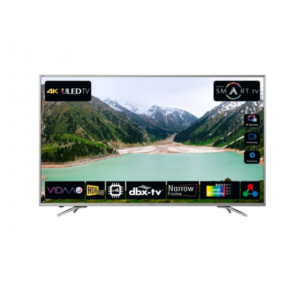 75″ LED TV Hisense H75N5800, Dark Gray (3840×2160 UHD, SMART TV, PCI 2400Hz, DVB-T/T2/C/S2)