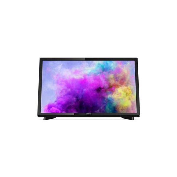 22″ LED TV Philips 22PFS5303/12, Black (1920×1080 FHD, PPI 200 Hz, DVB-T/T2/C/S2)