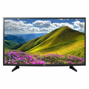 43″ LED TV LG 43LK5000PLA, Black (1920×1080 FHD, PMI 200Hz, DVB-T2/T/C/S2)
