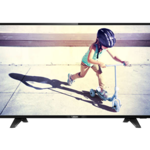 49″ LED TV Philips 49PFS4132/12, Black (1920×1080 UHD, PPI 200Hz, DVB-T2/C/S2)