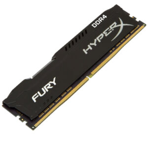 RAM DDR4-3200 16GB Kingston Hyper X Fury black PC 25600 C19 1,2VHX432C18FB/16