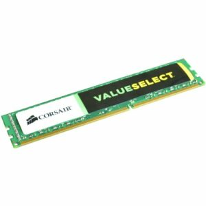 RAM DDR3-1600 4096 MB PC12800, Corsair VS CL-11 1.5VCMV4GX3M1A1600C11