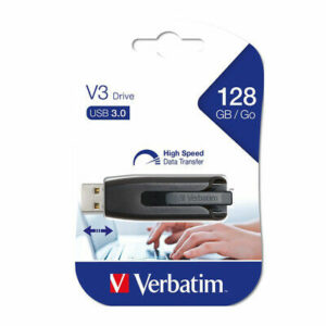 USB Flash Drive 128GB Verbatim Store'n'go USB3.0 49319