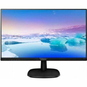 Monitor Philips 243V7QJABF  Black
