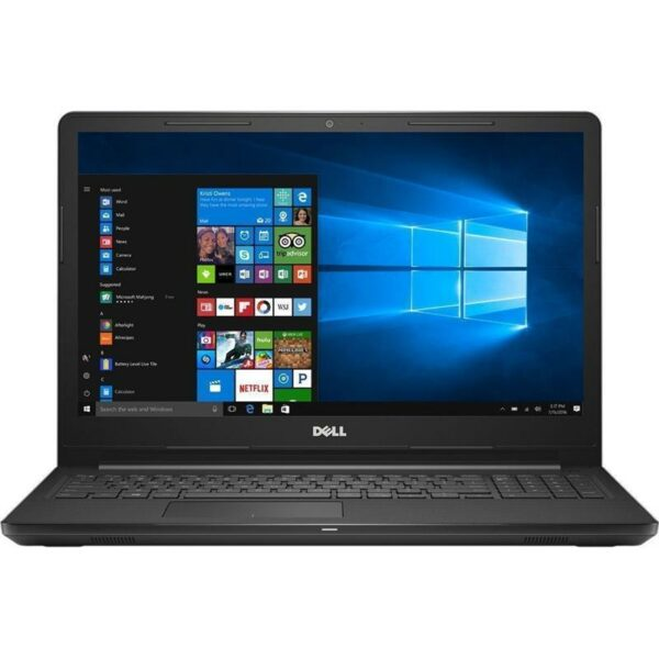Laptop DELL Vostro 15 3000 Black (3568), 15.6″ HD +W10H