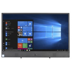 AIl-in-One PC – 23.8″ DELL Inspiron 3477 FHD IPS Touch +W10Pro, Intel¢î Core¢î i5-7200U (DuaI Core, up to 3.10GHz), 12GB DDR4 RAM, 256GB SSD, Intel¢î HD Graphics 620, HD cam, Fixed Stand, Wi-Fi-AC/BT4.1, KM636 Wireless KB&MS, W10 Pro, Black